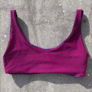 Sport BH adidas Beach Bars Tri Top Bikini Oberteil NEU mit Etikett